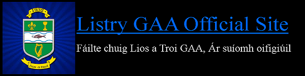 Listry GAA Official Site